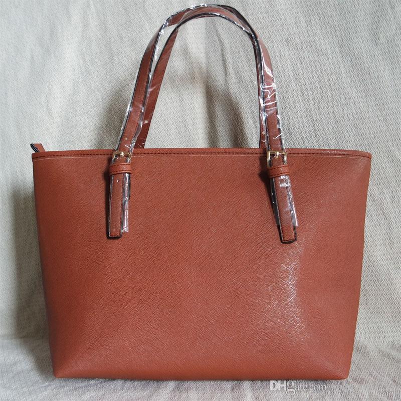 Bolsos de moda bolsos bolsos bolso bolso grande capacidad para damas de compras simple bolsas de mano bolsa de hombro de cuero sac à main