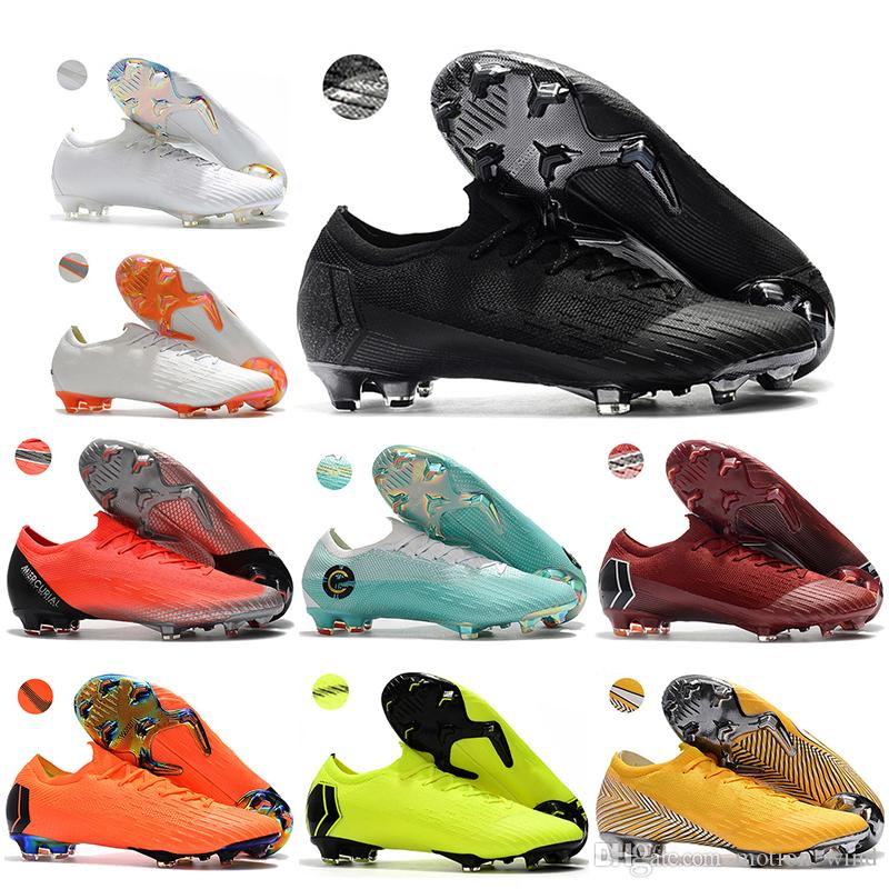 2019 98 2014 World Cup Mens Low Ankle Football Boots Mercurial Vapor VII  Elite FG Soccer Shoes CR7 Superfly VI 360 Neymar ACC Soccer Cleats From  Motion wind ... 442be5a359210