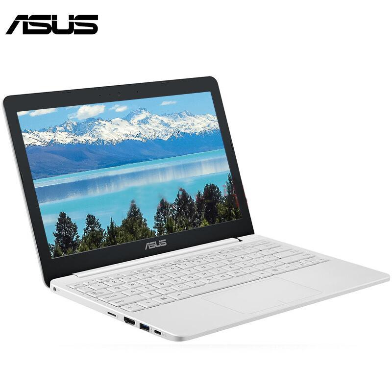 ASUS Laptop Win10 11.6 Inch Dual Core Intel Core N3350 RAM 4GB DDR3L+128GB eMMC Ultra Thin Notebook