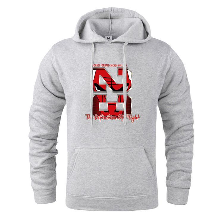 0ce370669 Fashion Hooides Men's Clothes Winter Sweatshirts Men Hip Hop ...