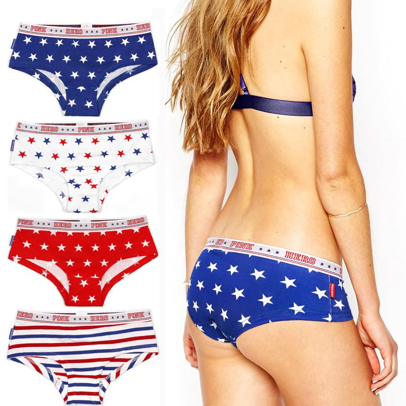 b3296f7102f 2019 Hot Sale Pink Heroes Cotton Women Briefs High Quality Women Underwear  Cute Printed Sexy Lady Panties Comfortable Breathable From  Wojiaowangxiaotiao