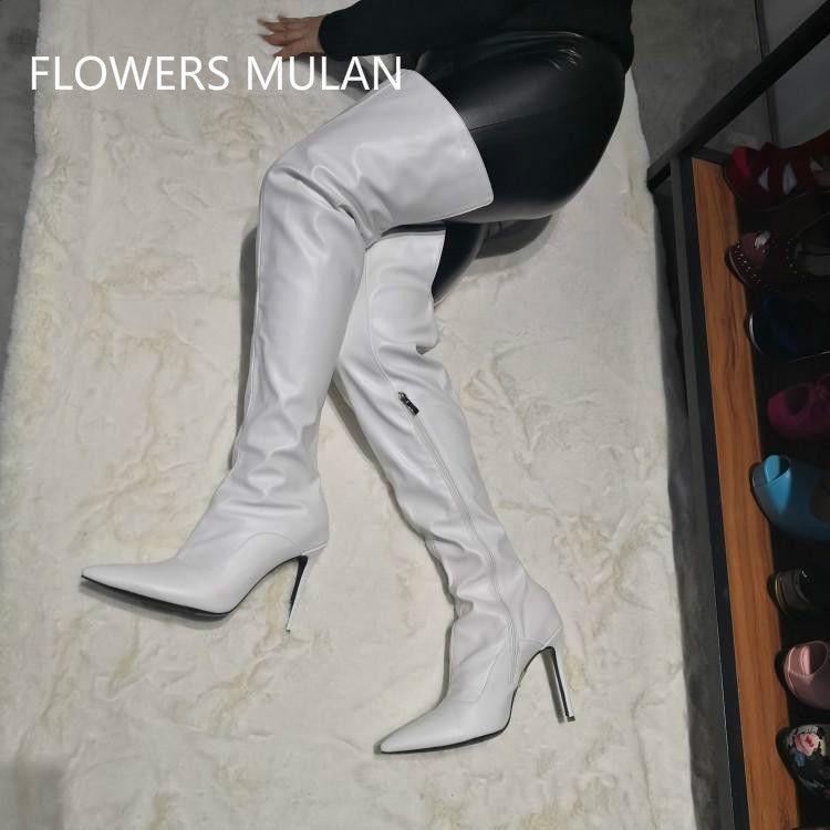 adidas ultra stivali 3.0 triple bianca donna