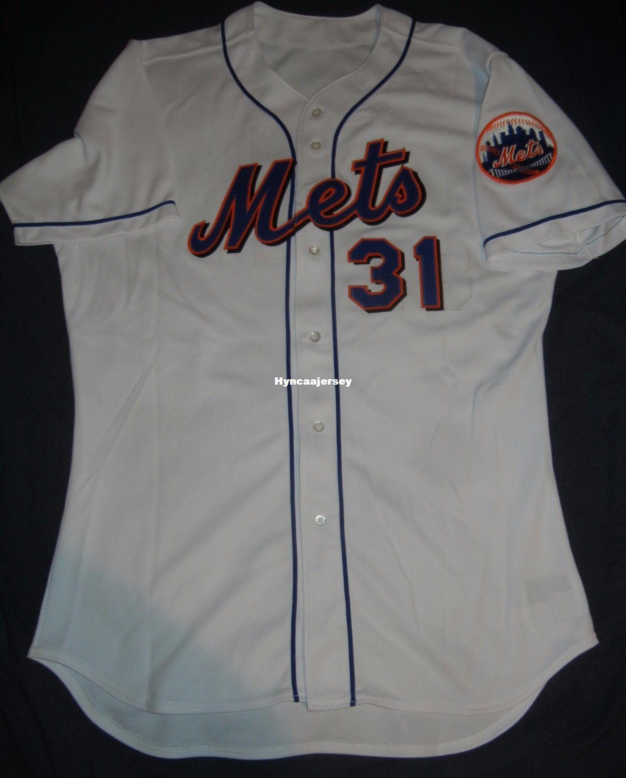 d7d8d9774b9 ... wholesale 2019 cheap retro 31 mike piazza rawlings top new york ny  jersey white 1999 50