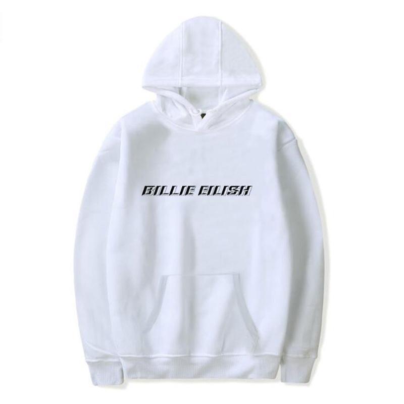 a514a39f6 2019 Billie Eilish Printed Womens Hoodies And Sweatshirts Moletom Feminino  Harajuku Hip Hop Funny Hooded Jacket Male Tracksuit From Elseeing, ...