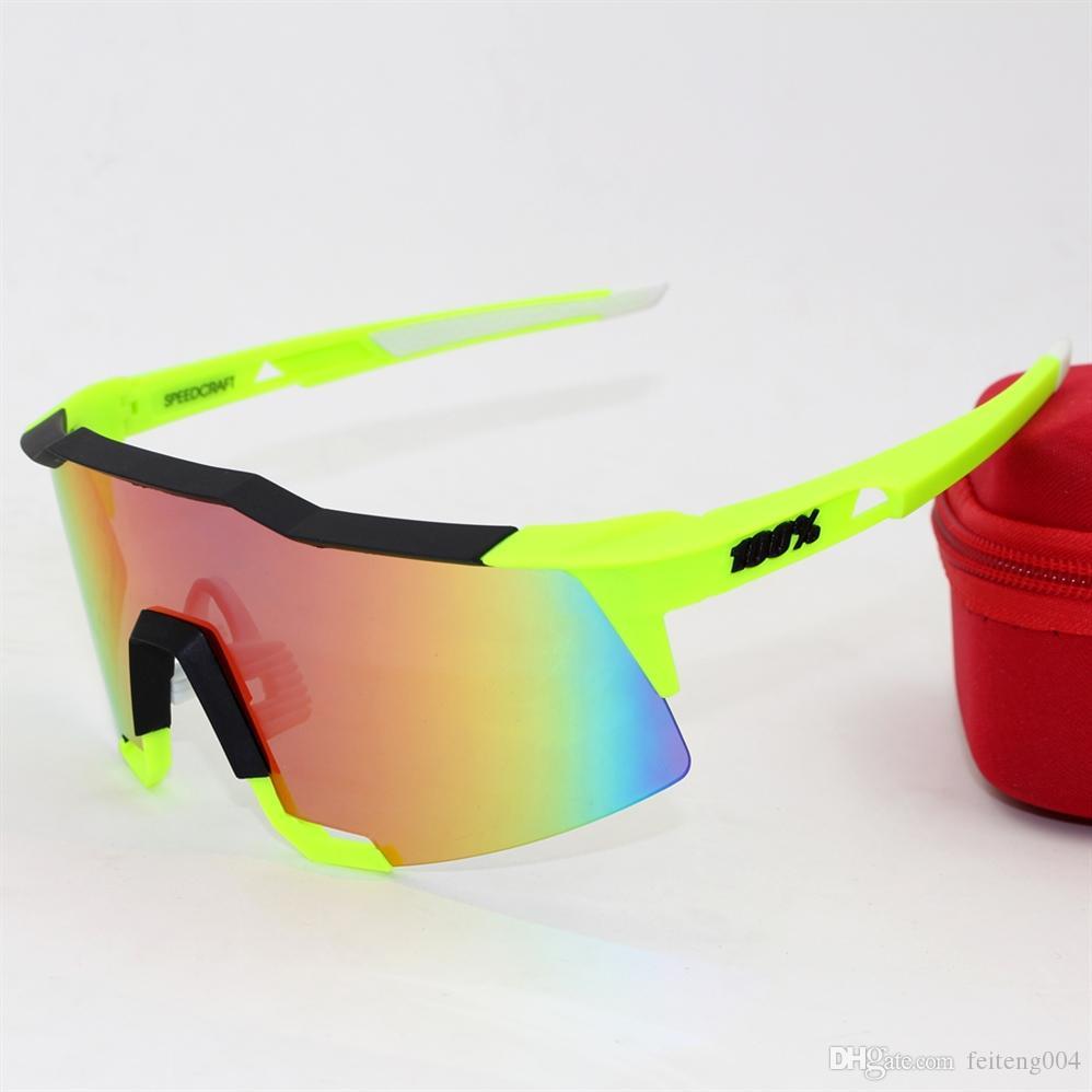4dec2ee114d 100% Speedtrap Speedcraft Base Outdoor Sports Bicycle Sunglasses ...
