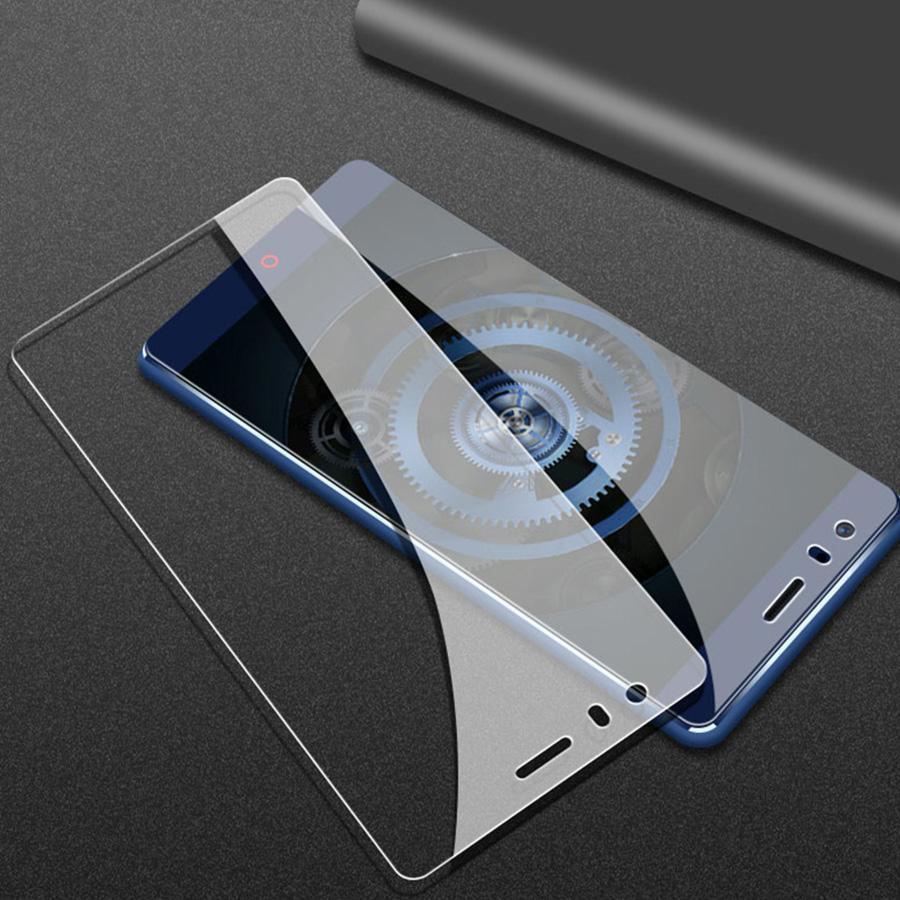 2 5D 9H Full Cover Tempered Glass For ZTE Nubia Z17 Z17 Lite Screen  protective Film Case For ZTE Nubia Z 17 lite NX591J 5 5