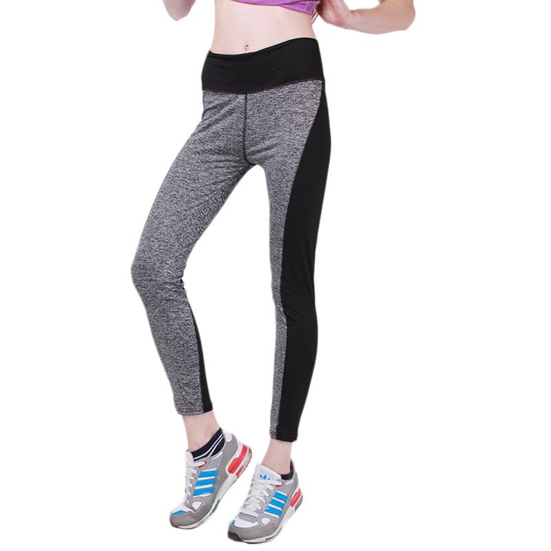 a54ca29f1c5527 New Women Fitness Athletic Push-up Pants Elastic Running Tights ...