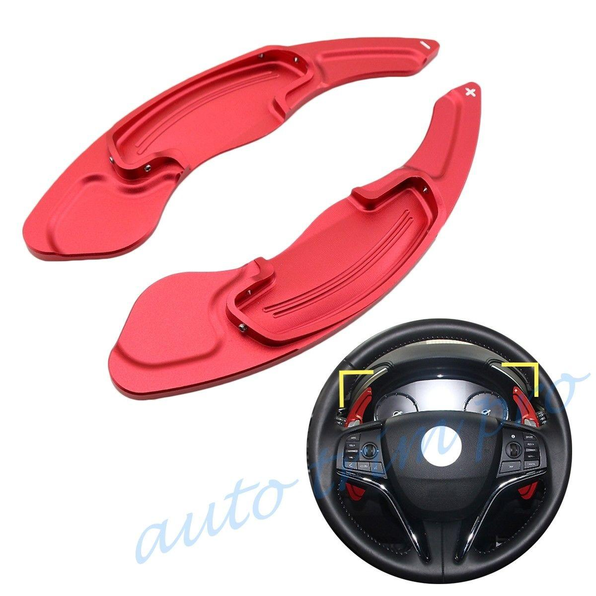 Auto Add On DSG Gear Shifter Steering Wheel Shift Lever