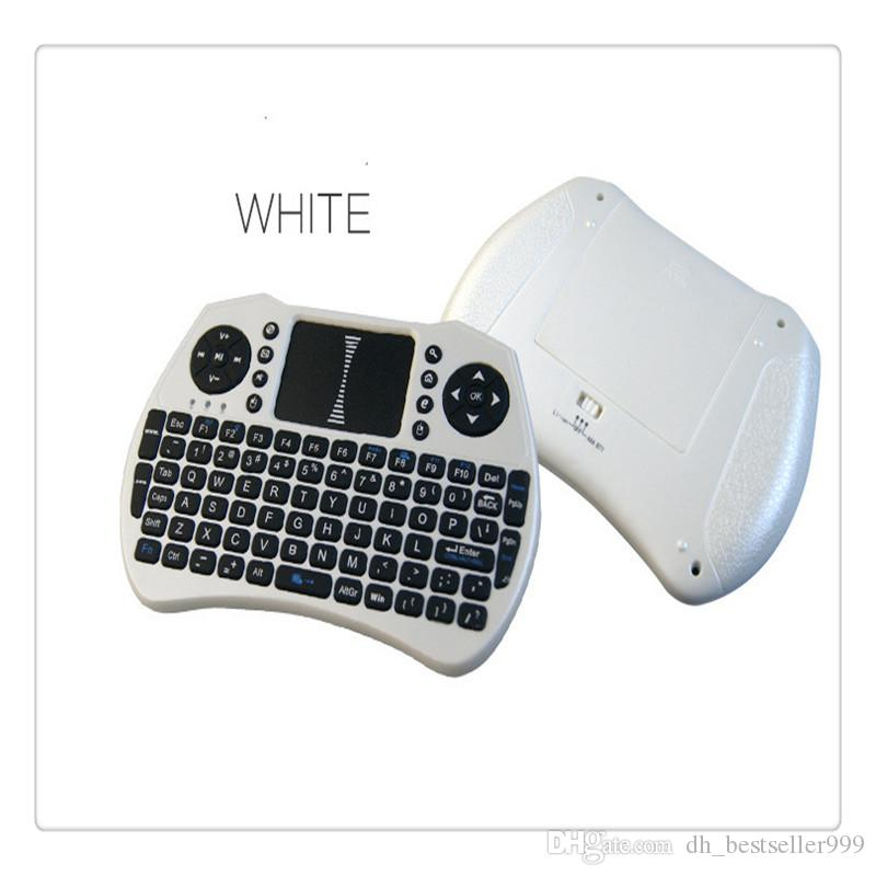 Mini Wireless 2.4 Ghz Keyboard Backlit Perfect for Raspberry Pi PC Android with Touch Screen Remote Control Brand New