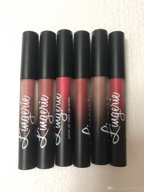 Hot 12 color matt lipstick waterproof Brand Matte Lip