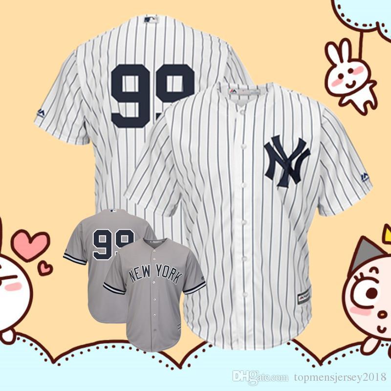 14c2d259981 2019 Men S New York Yankees Aaron Judge Majestic White Cool Base Player  Replica Jersey Embroidery Logos Baseball Jerseys From Topmensjersey2018