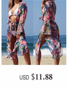 2019 mujeres del verano ropa de playa encubrimientos blanco algodón túnica Bikini Wrap falda traje de baño encubrir baño vestido Sarong plage pareo Q718