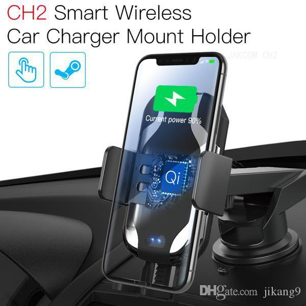JAKCOM CH2 Smart Wireless Car Charger Mount Holder Hot Sale in Cell Phone Mounts Holders as bic lighters