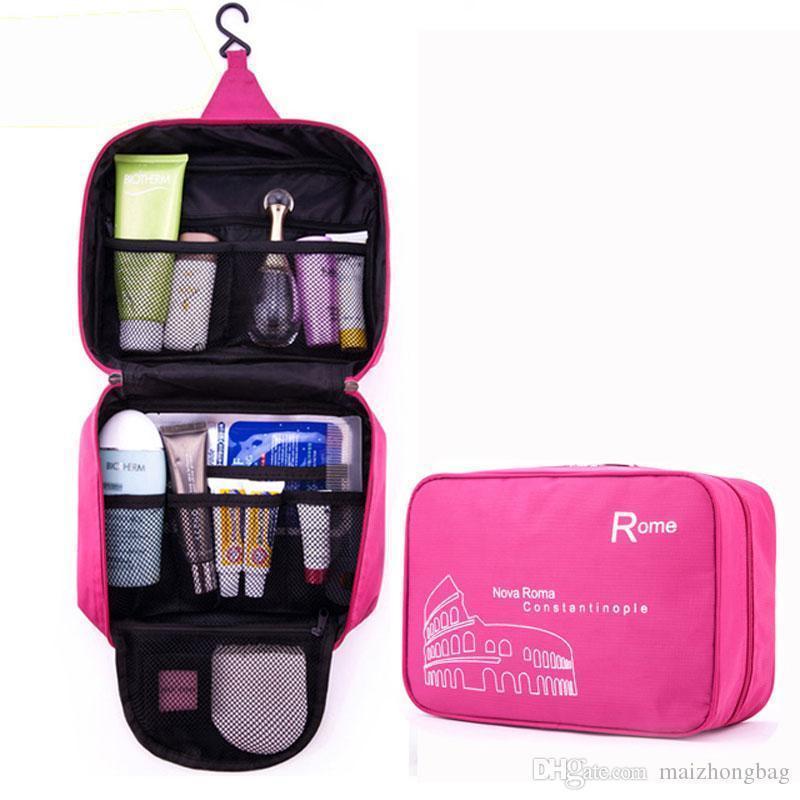 dbb1a3192da3 Outdoor Travel Wash Bag Men&s Women Waterproof Portable 3 Colors Large  Capacity Cosmetic Bags Package Bag Travel