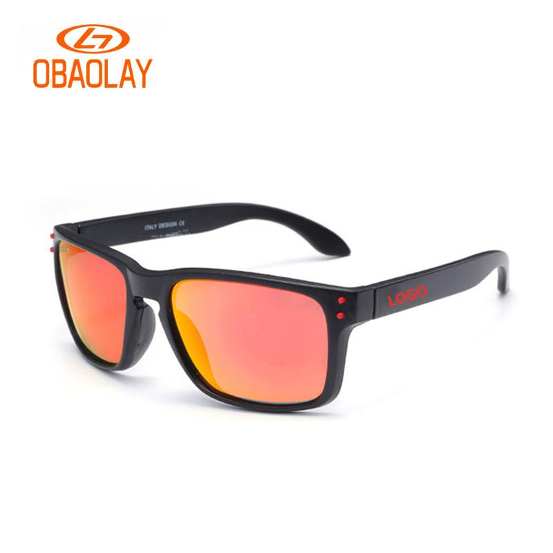 d67a3b18cb4 OBAOLAY Polarized Sunglasses HOLBR0K Moto Race Glasses Men Fishing Surfing  Sunglasses Frame HD Polaroid Driving Glasses Gafas Fastrack Sunglasses  Smith ...