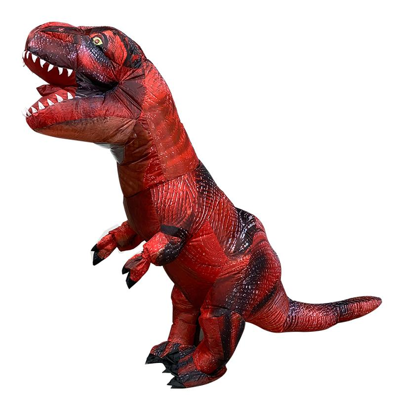 Anime Inflatable Dinosaur Costumes For Women Blowup T Rex Dinosaur Costume  Halloween Cosplay Costume Mascot Party Costumes For Adult Adult Costume  Party ... d720162b89