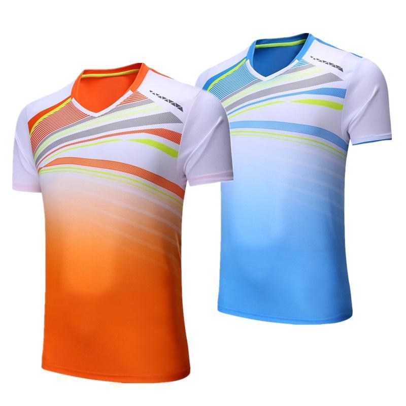 HombreCamisa Camiseta Seca Bádminton De Pong Mesa Tenis Deportivas Mujer DeportivaRopa Fresca Ping Camisetas Y T1c3lF5KJu