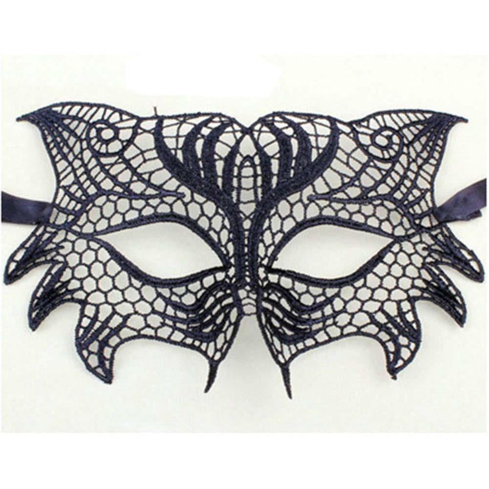NEW Sexy Lace Mask For Halloween Masquerade Ball Party Fancy Dress Costume #6 black mask cheap masquerade masks