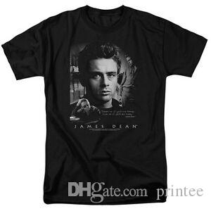 James Dean DREAM LIVE Licensed Adult T-Shirt All Sizes