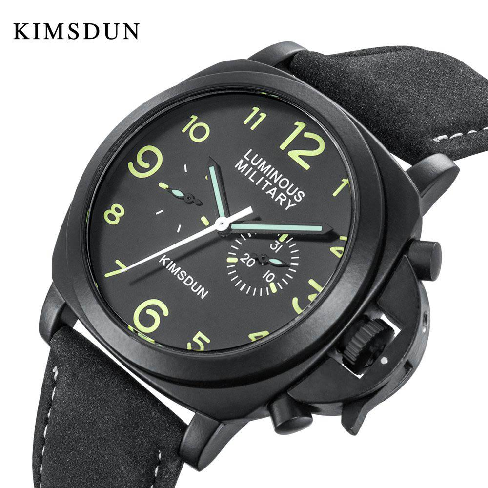 743fc81179d9 Compre Marca De Moda De Lujo Reloj Mecánico Hombres Banda De Cuero  Impermeable Reloj De Negocios Automático Reloj Masculino Montre Homme Reloj  Hombre A ...