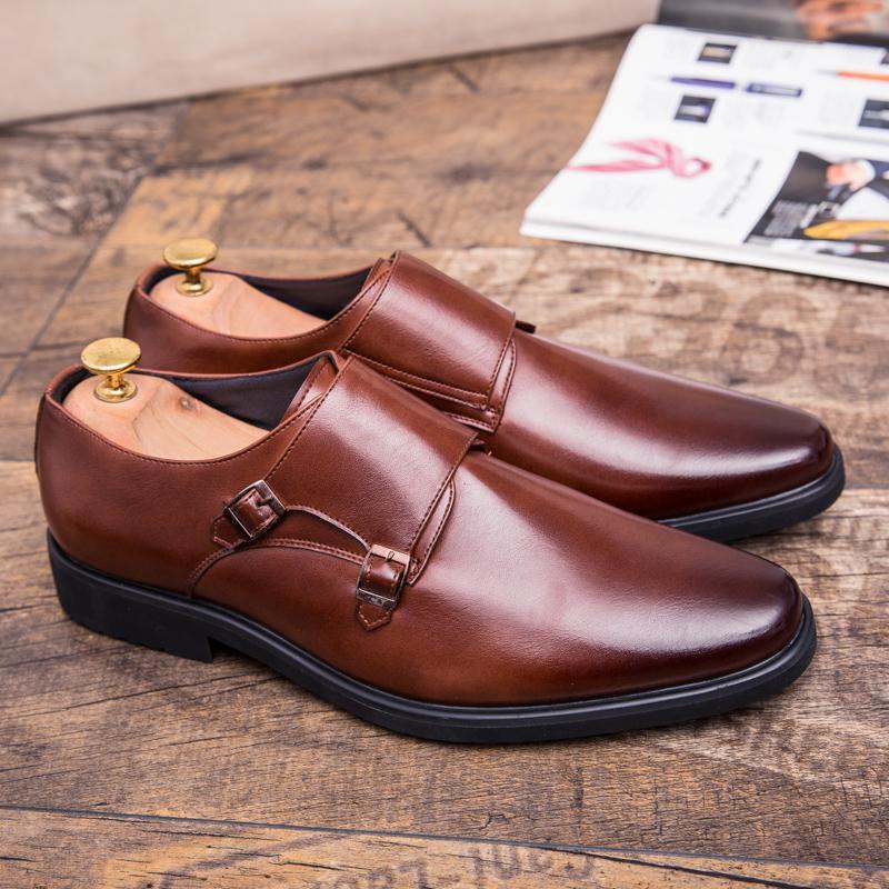 a9fb60128e56f8 Acheter CIMIM Marque Chaussures Formelles Hommes Italie Grande Taille  Business Dress Chaussures Mode Conduite Hommes Bureau Luxe Fête Mariage De  $40.25 Du ...