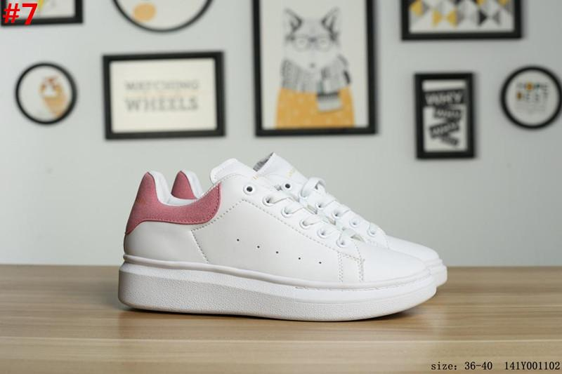 dc2cd9e79184 Cheap Sale Italy Luxury Sole Low Fashion Designer Platform Sneakers White  MC Casual Shoes For High Quality Men Women Trainers Size WeDo.