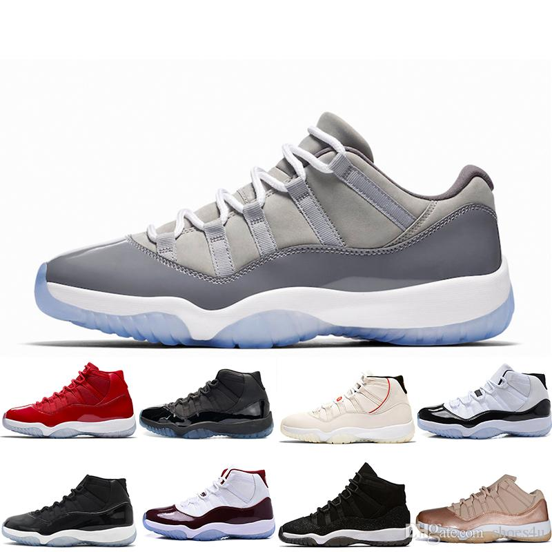11 11s Platinum Tint Concord 45 Cap And Gown Gym Red Black Stingray  Midnight Navy Bred Barons Bred 11s Mens Womens Basketball Shoes Sneakers  Sneakers Online ... b7d3ff2fea79