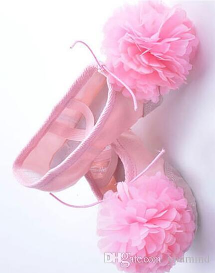 Acheter Enfants Chaussures De Danse, Plus Belle Fille Formation Chaussures  Semelles Molles, À Sinon, Ballet De Fleurs Femme Adulte Gymnastique Yoga ... a29ca12dcf32
