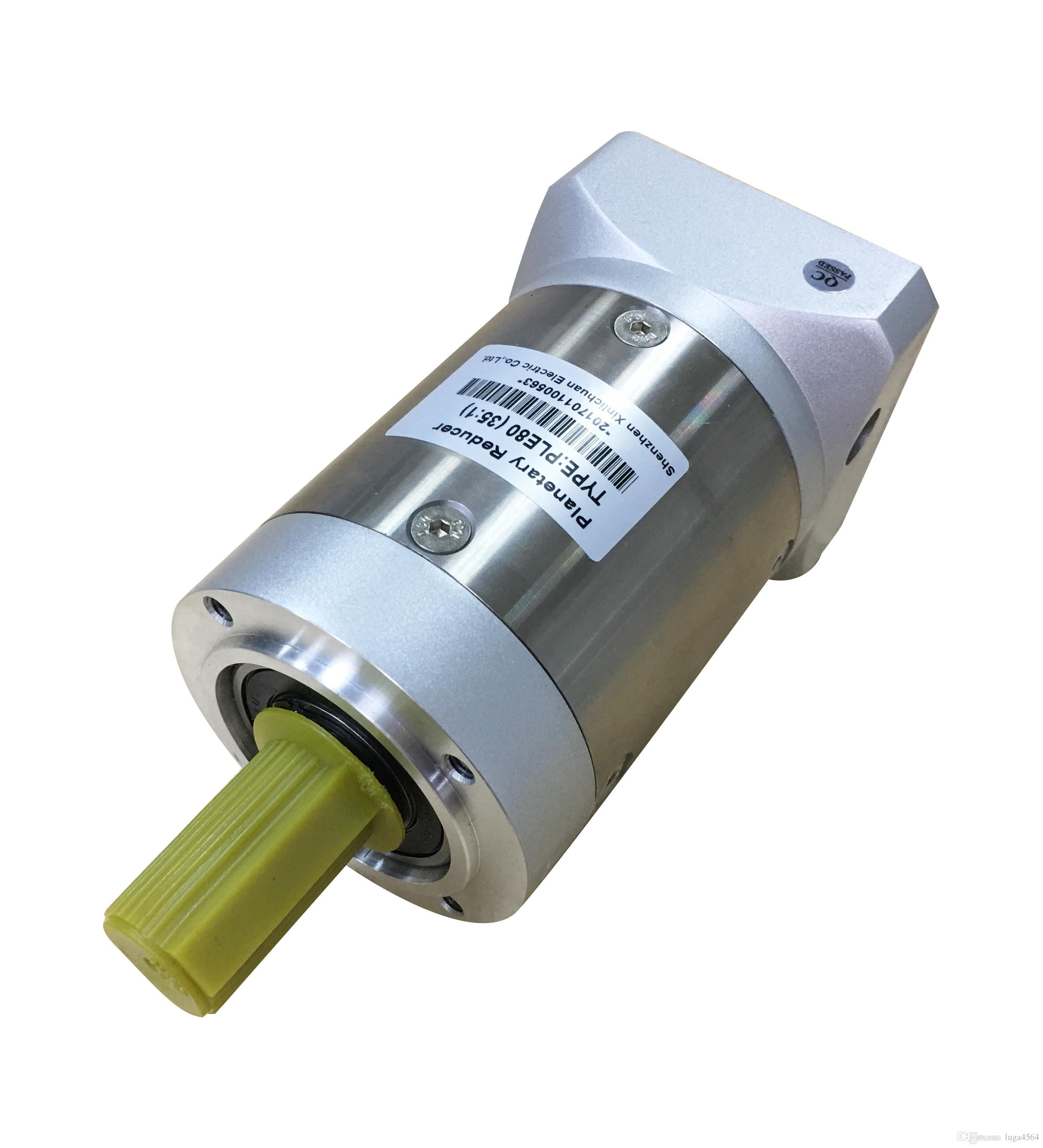 Single stage PLE60 Series for stepper servo motor Ratio 1:3/4/5/7/10 gearbox
