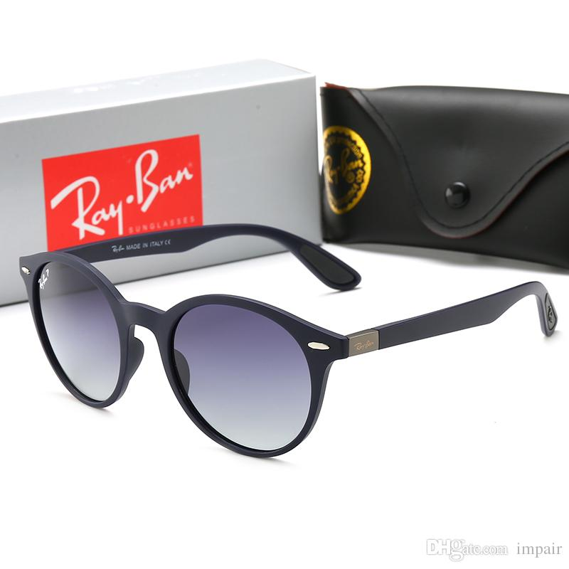 c5db5ddd77 Hot Sale Aviator Ray Sunglasses Vintage Pilot 4296 Polarized Brand ...
