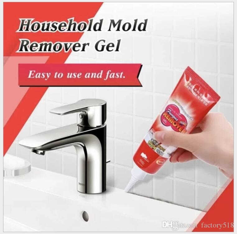 2020 Mold Remover Tile Cleaner Wall Mold Mildew Gel ...