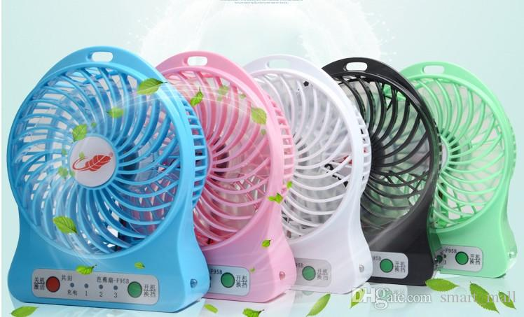 Reasonable Electric Double-vane Mini Usb Fan Flexible Portable Fan Air Cooler 2 Speeds Adjustable Desktop Usb Cooling Fan Fans