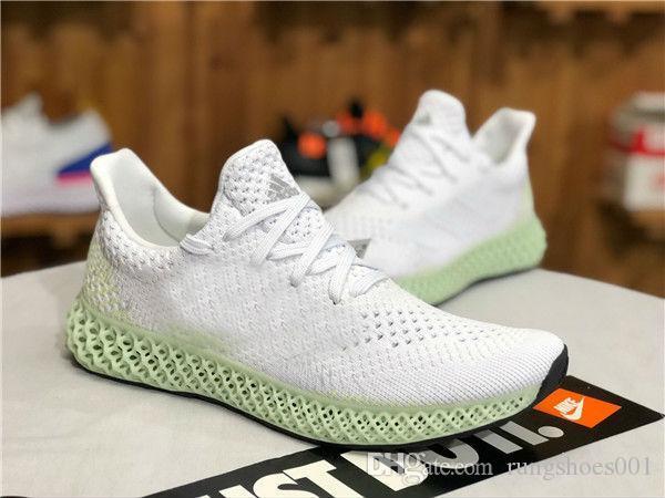 da43c8d12ac07 2019 2019 High Quality Brand AlphaEdge 4D ASW LTD Release Date Futurecraft  4D Print Casual Sneaker Shoes Leisure Shoe From Zhanzelin2015