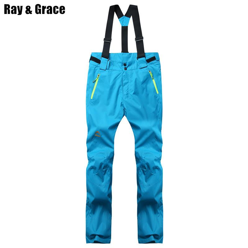dfdc55ae50 Winter Outdoor Thermal Ski Pants For Women Snow Skiing Trousers ...