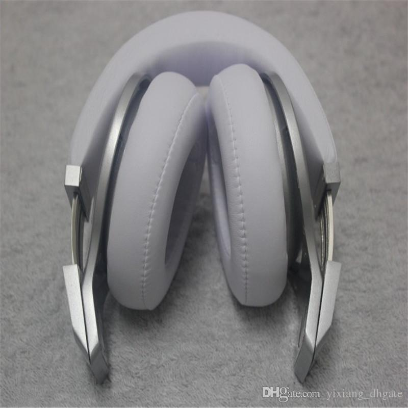 Hot sell Generation Headphones New arrival Noise Cancelling Headset Deep Bass Studio Monitor Rock Car Wired headphones