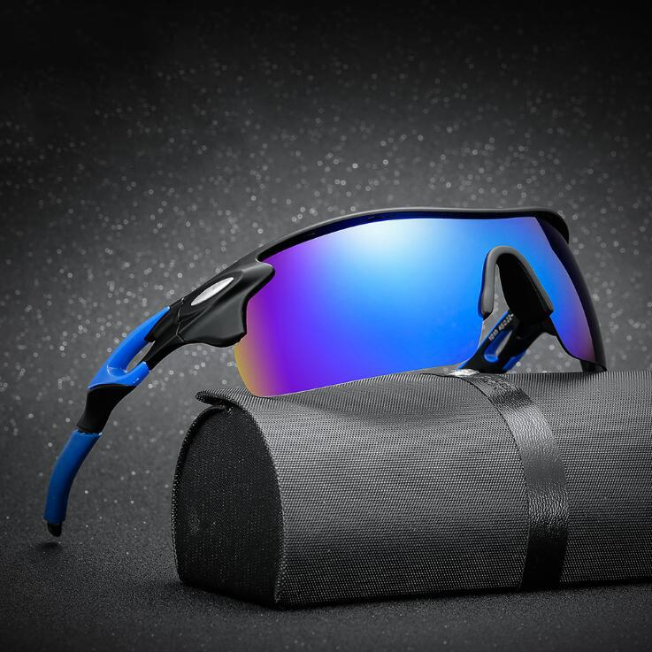 f48e4bea5e6 Bicycle Polarized Cycling Sunglasses Mountain Road MTB Bike Glasses ...