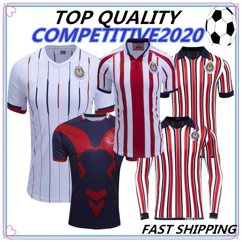 Großhandel 18 19 Top Thailand Chivas Guadalajara Club