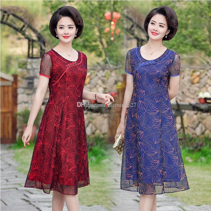 Robe Vietnam Style D'été Cheongsam Acheter Femmes Ao De Dai Nnm0wy8vO