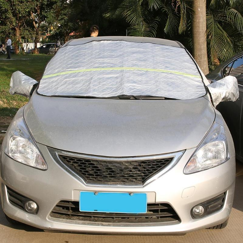 Car Shield Prices >> Winter Car Front Windscreen Snow Ice Shield Auto Window Sunshade