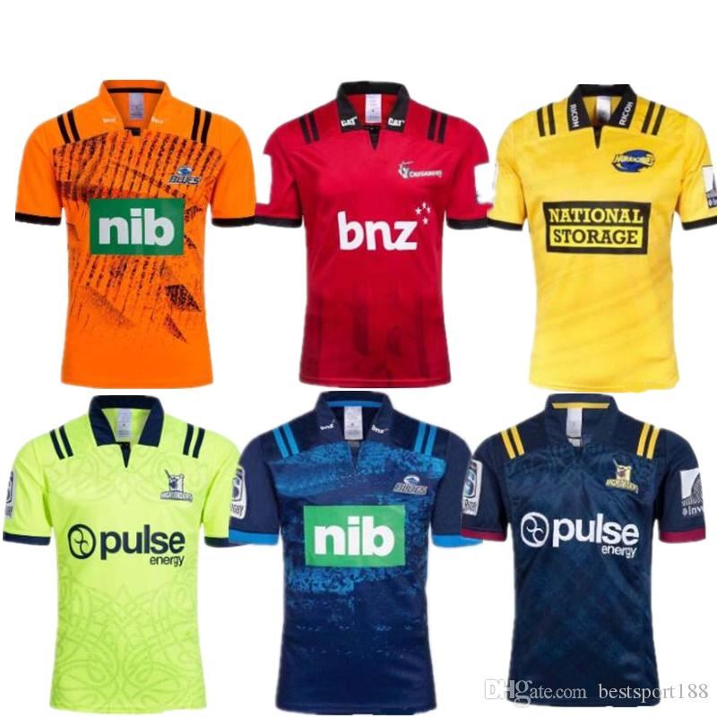 9ab3eae8130 2019 2019 Chiefs Super Rugby Jersey New Zealand Super Chiefs Blues ...