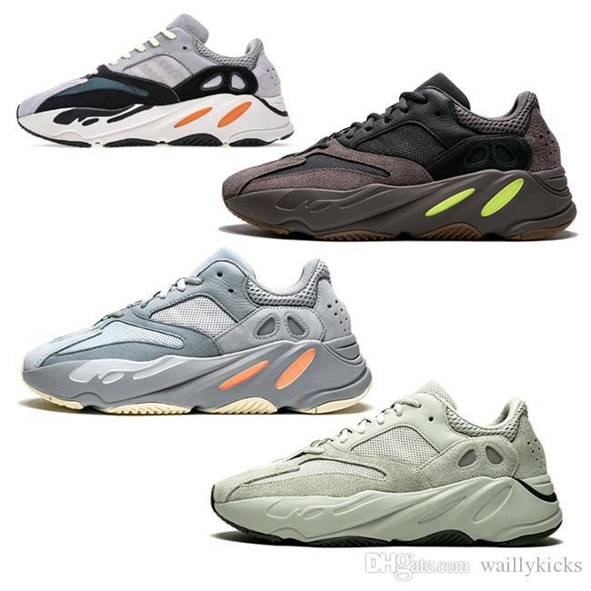 100% authentic cc445 c0ab2 Wave Runner 700 Kanye West Shoes EVA colorway Vanta Salt Inertia Geode  Mauve Grey on sale,Discount 700 V2 3M Reflective 700 Sneakers