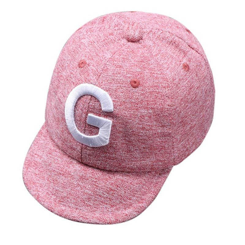 0383d588c Baby Boys Girls Baseball Cap Adjustable Breathable Letter Embroidery Visors  Caps Spring Kids Baby Hats Accessories