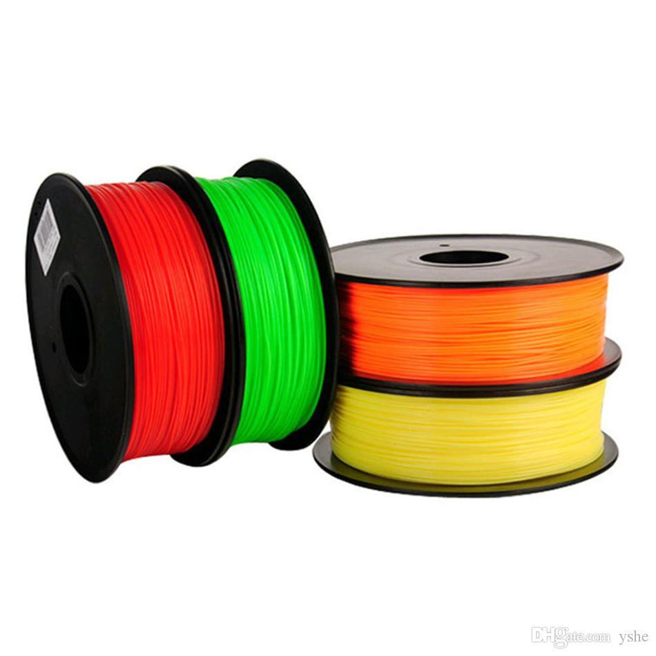 3D Printing Filament PCL 1 75mm Low Temperature Printing Supplies 0 5KG PCL  3D Printing Silk Children Birthday Gift