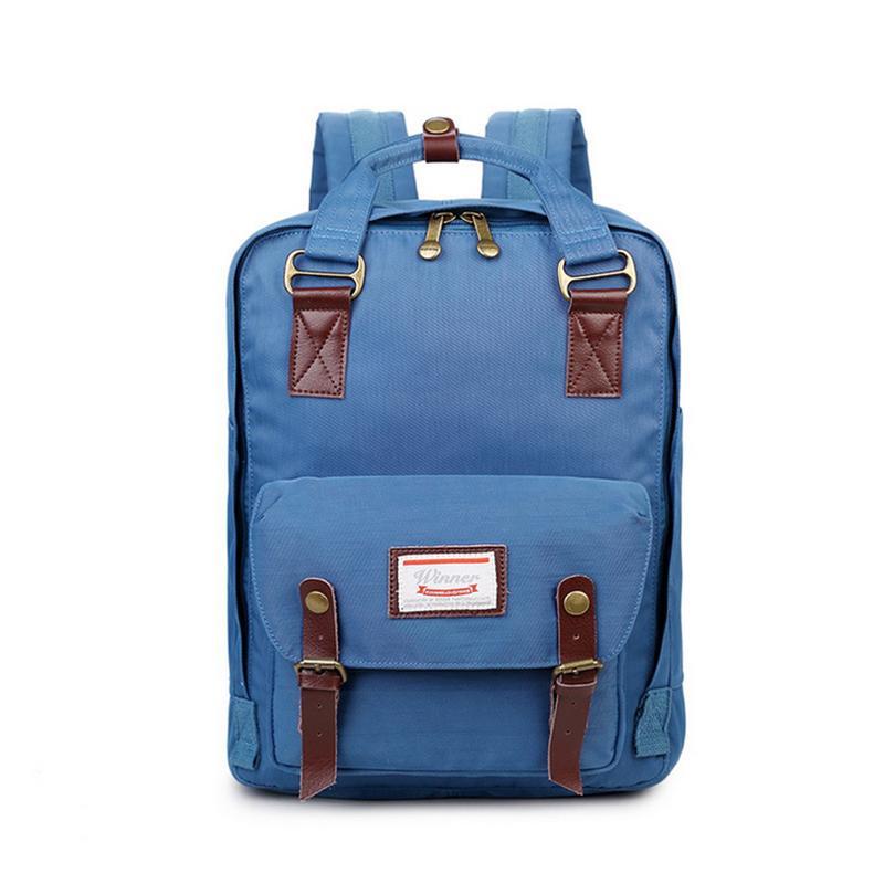 ded33f1e0377 Canvas Backpack Rucksack School Bag Women Backpack Women Bags Kanken Fashion  Casual Large Capacity Unisex Popular Hong Kong Swiss Gear Backpack Osprey  ...