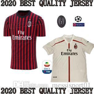 Ac Milan Soccer Jersey 19 20 Milano Camiseta De Fútbol Personalizada   10  CALHANOGLU   9 HIGUAIN 2019 2020 Football JERSEY Ventas Por Messisport01 cffab28430a4b