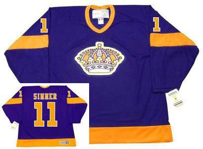 8bd1e15e1 2019 Men Women Youth Los Angeles Kings 1982 CCM Vintage Away 29 BILLY SMITH  30 ROGIE VACHON 23 EDDIE SHACK Goalie Cut Goalit Purple Hockey Jersey From  ...