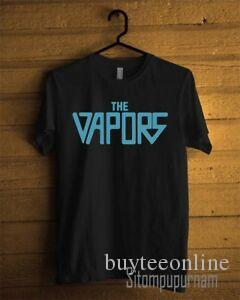 T-shirt Vapors English Power Pop Band Bla Custom Taglie personalizzate S-2xl