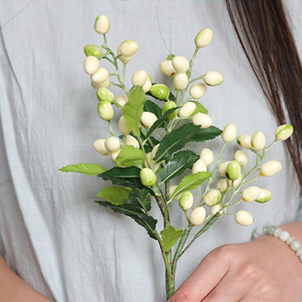 Feuille D Eucalyptus Bouquet stageonline fleur artificielle de bouquet de feuille de