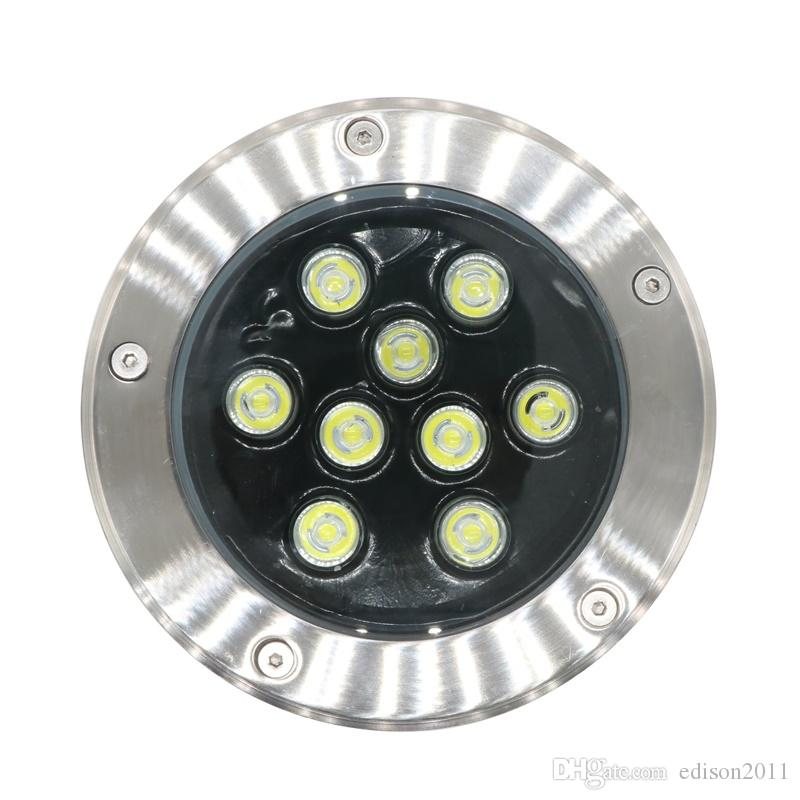 Led Lamps Lights & Lighting Cheap Sale 7w Led Outdoor Ground Garden Floor Underground Buried Lamp Spot Buried Landscape Light Ac85-265v Dc12v Waterproof Ip67