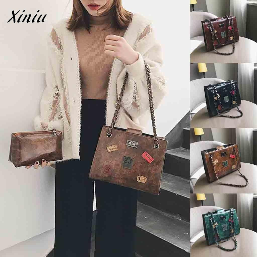 e1e713eea1f1 Xiniu New Multi Colors Luxury Handbags Women Bags Designer Vintage ...